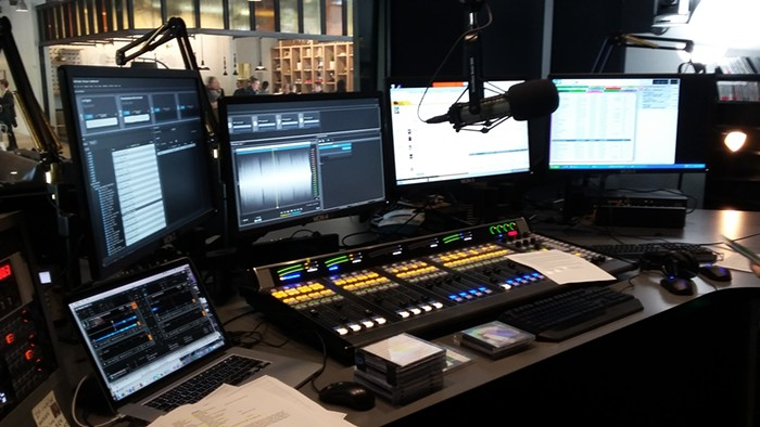 When a Radio Program Combines Information and Entertainment