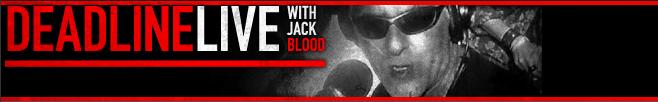 Penyiar Radio Jack Blood dan Acara Radio di Acara Radio Amerika Serikat