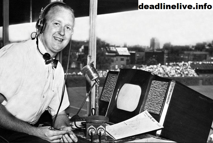 Mengenal Sejarah Penyiar Radio Jack Brickhouse