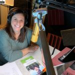 Penyiar Radio UWGB Malu Karena Diperhatikan