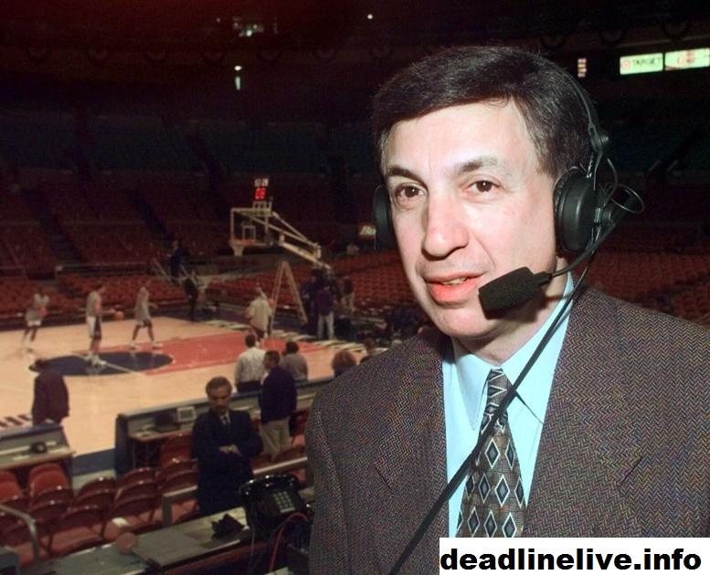 Penyiar Marv Albert Pensiun Setelah Final NBA East