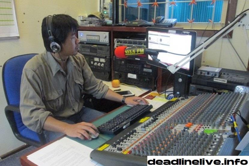 Apa Yang Dilakukan Penyiar Radio dan Televisi